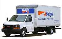 Budget truck rentals in San DimasCA