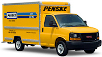Penske truck rentals in San DimasCA