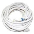 Where to rent Cord, Electrical White 50 in San Dimas CA