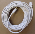 Where to rent Cord, Electrical White 100 in San Dimas CA