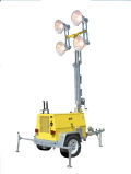 Where to rent Light Tower, Towable 6kw in San Dimas CA