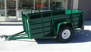 Where to find TRAILER, UTILITY  8  4DK9689 in San Dimas