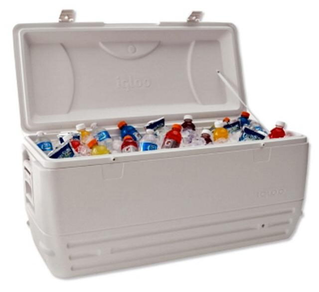 Where to find Ice Chest, Igloo 150 quart in San Dimas