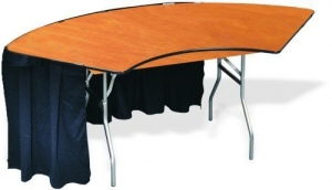 Where to find Table, Serpentine 3 x 8 in San Dimas