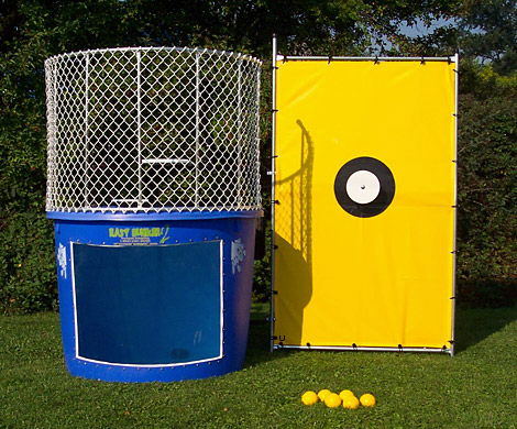 Where to find Dunk Tank, Towable in San Dimas