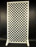 Where to rent LATTICE, WHITE 4FT X 8FT in San Dimas CA