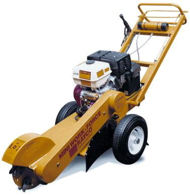 Where to find GRINDER, STUMP SELF PROPELLED in San Dimas