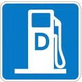 Where to rent DIESEL FUEL, 1 10 GALLON in San Dimas CA